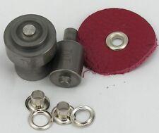 """Handpresse """"Grün M8"""" Ösen Presswerkzeug 8 mm 19/M8"""