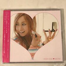 Koda Kumi (倖田來未) - secret [RZCD-45181] Japan Import CD+DVD Standard Edition