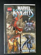 Marvel Knights [GER]: Preview Book (Marvel Deutschland Comics)