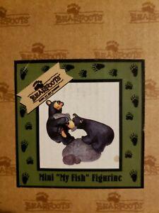 """Bearfoots Mini """"My Fish"""" Figurine"""