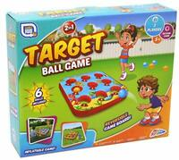 2 in 1 Target Ball Game - Double Sided Inflatable Outdoor Game Set New