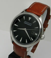 Men's Authentic Swiss Made Movado Calendoplan Heritage Series 40mm 3650001 Watch