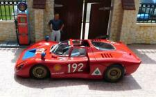1/32 RESIN BODIED ALFA ROMEO T33/2 SLOT CAR  *UNIQUE* Mulsanne Models.