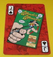 Retro Wonder Woman Nm Card Collectible Dc Comics *Free Shipping Canada Usa W39