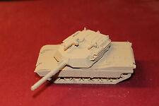 1/72ND SCALE 3D PRINTED WW II  U. S. ARMY POST WAR M1A1 ABRAMS
