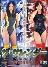 Female WRESTLING Women 1 HOUR Ladies SWIMSUIT DVD LEOTARD Japanese Boots! i185