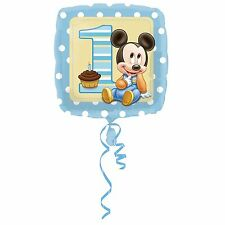 Mickey Mouse Party Balloons and Decorations