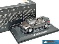 RARE! Peugeot 308 CC 2009 Terre brown Norev 473811 1:43