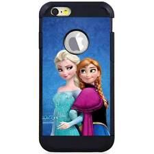 Apple iPod Touch 5/6 5th/6th Gen. Hybrid Case Cover Disney Frozen Elsa Anna