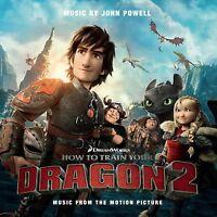 DRAGONS 2 (HOW TO TRAIN YOUR DRAGON 2) - MUSIQUE DE FILM - JOHN POWELL (CD)
