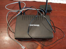 Comtrend AR-5319 Wireless Wired DSL Modem ADSL2+ Wireless N Gateway COMPLETE