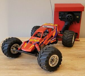 Tamiya Mad Bull XB Expert Build 1/10 Off-Road R/C Buggy with Adspec GP Radio New