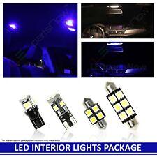 BLUE LED Interior Lights Accessories Replacement 15-18 Subaru Impreza 6 Bulbs