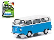 GREENLIGHT 1:64 MOTOR WORLD SERIES 15 - 1977 VOLKSWAGEN TYPE 2 Bus Diecast Car