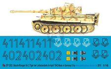 Peddinghaus 1/16 Tiger I Markings 4./SS-Pz.Gren.Div LSSAH Kharkov (2 tanks) 2922