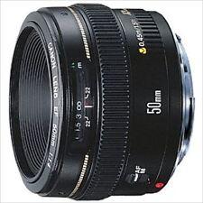 Canon Single Focus Standard Lens EF50mm F1.4 USM from Japan New