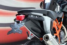 EVOTECH PORTATARGA RECLINABILE KTM 690 DUKE / R 2012-2015 TAIL TIDY