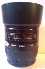 Sigma 28-70mm F3.5-4.5 AF-Epsilon (minolta monture A)