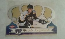 1999-00 Crown Royal RC 137/450 David Legwand Card 76 Low # RC Card