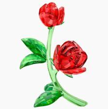 Swarovski Crystal Paradise Red Rose - 5424466