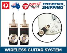 Wireless Guitar System Transmitter Receiver Digital Cordless USB Adjustable NEW