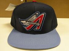 MLB California Angels Vintage Logo Retro Youth Size Snapback Cap