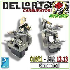 CARBURATORE DELL ORTO SHA 13-13 PIAGGIO SI CIAO BRAVO BOXER 01851