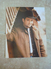 Tracy Byrd 8x10 Country Music Concert Photo Picture