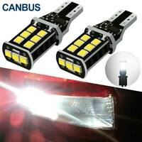 921 LED Reverse Light Canbus Error Free 912 T15 W16W Backup Bulb White 2Pcs/Set