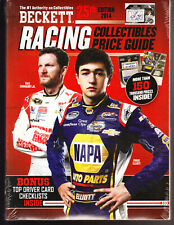 NEW SEALED BECKETT 2014 RACING NASCAR HUGE PRICE GUIDE DALE JR. CHASE ELLIOTT