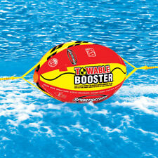Sportsstuff 4k Booster Ball Inflatable Towable Water Buoy Tube 53-2030
