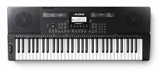 Alesis Harmony 61 Keyboard Anschlagdynamik Lernen Kinder USB Online Kurse LCD
