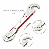 Magic Adjustable Multi Purpose Functional Spanner Tools Universal Wrench 9-45mm