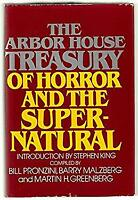 The Arbor House Treasury of Horror and the Supernatural Barry N. Malzberg