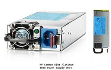 593188-B21 - HPE 460W Common Slot Platinum Power Supply Kit !Brand New!