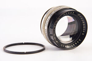 Kodak Projection Anastigmat 161mm f/4.5 Barrel Lens with Retaining Ring V10