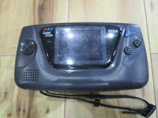 Sega Game Gear Console Black Junk Untest for Parts Japan O141