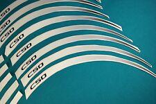 DURA ACE C50 2013  REPLACEMENT RIM DECAL SET FOR 2 RIMS