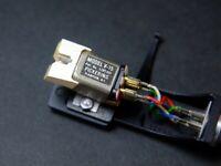 PICKERING V15-DJ cartridge with genuine PICKERING D1507DJ stylus