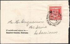 GUERNSEY, 1944. German Occ N2, Local