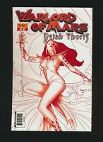 Warlord Of Mars #9, Variant Cover