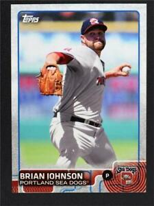 2015 Topps Pro Debut #7 Brian Johnson - NM-MT