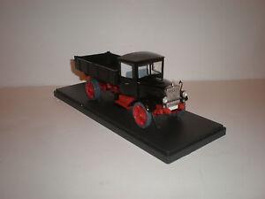 1/43 1930 Mercedes Benz L5 Dump truck
