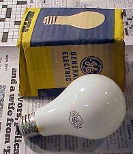 GE PH213 PH/213  Enlarger Lamp | 250W | 115-120V | 3400K | ~7000 Lumens | NOS |
