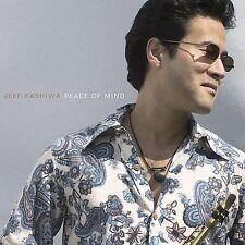 """JEFF KASHIWA CD: """"PEACE OF MIND"""" 2004"""