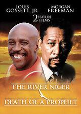 The River Niger / Death Of A Prophet (DVD Movie) 2-in-1 Gossett, Morgan Freeman
