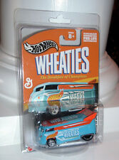 Hot Wheels WHEATIES Customized VW Drag Bus - MOC