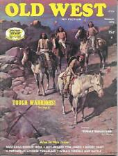 Old West Summer 1975 Chinese Porcelain Gun Battle Iowa Navajo Warriors Colorado