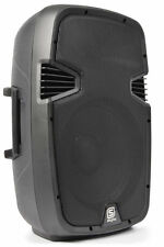 "SPJ-1200A 12"" Inch Active 600W Powered Speaker Amplifier PA DJ"
