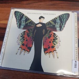 ANA GONZALES : Neue Farben    > VG (CD)